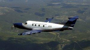 ICE Plane
