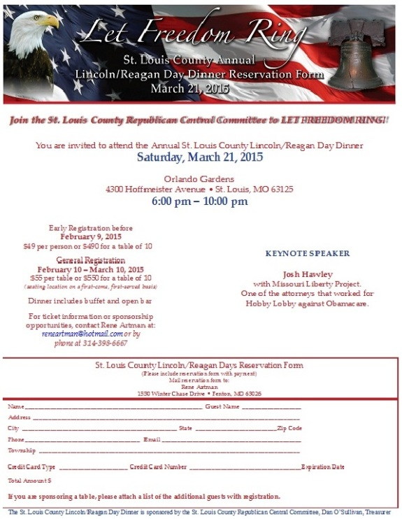 Lincoln-Reagan Flyer 2015