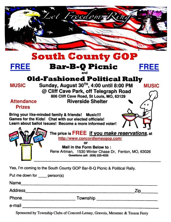 South County Picnic