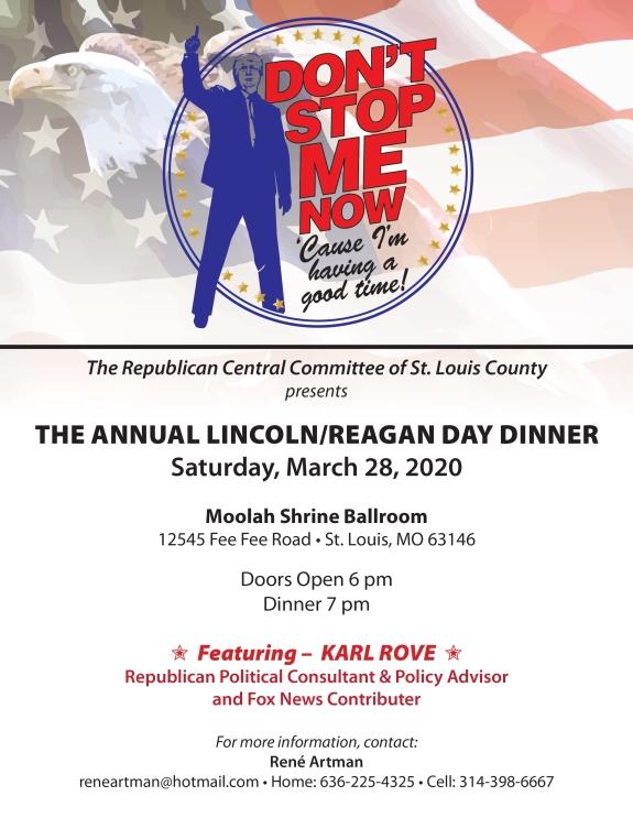 Lincoln-Reagan Flyer 2020